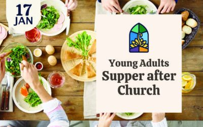 Young Adults Supper