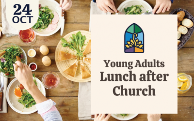 Young Adults Lunch